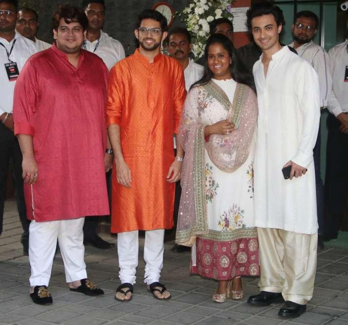 Arpitas house Ganesh Celebration