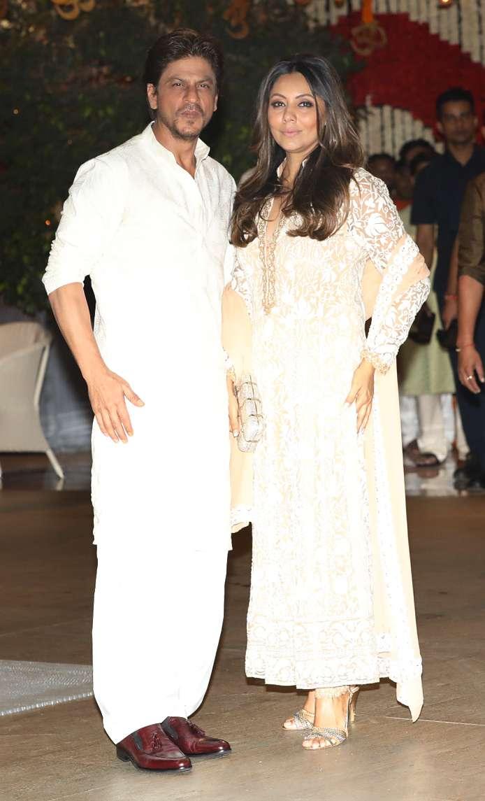 shahrukh and Gauri