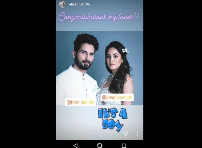 Alia Bhatt Instagram Post