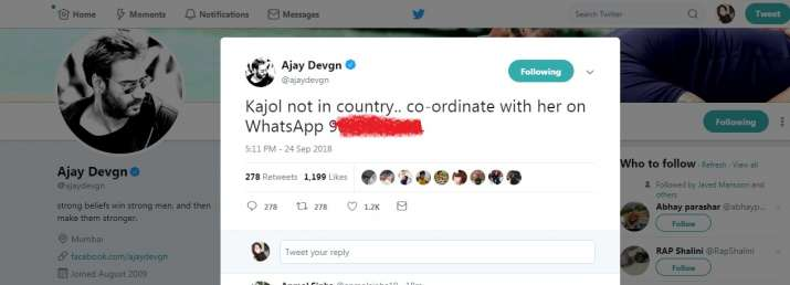 Ajay-Kajol
