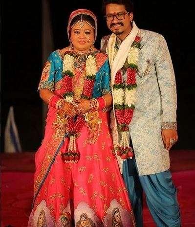 Bharti Singh, Haarsh Limbachiyaa