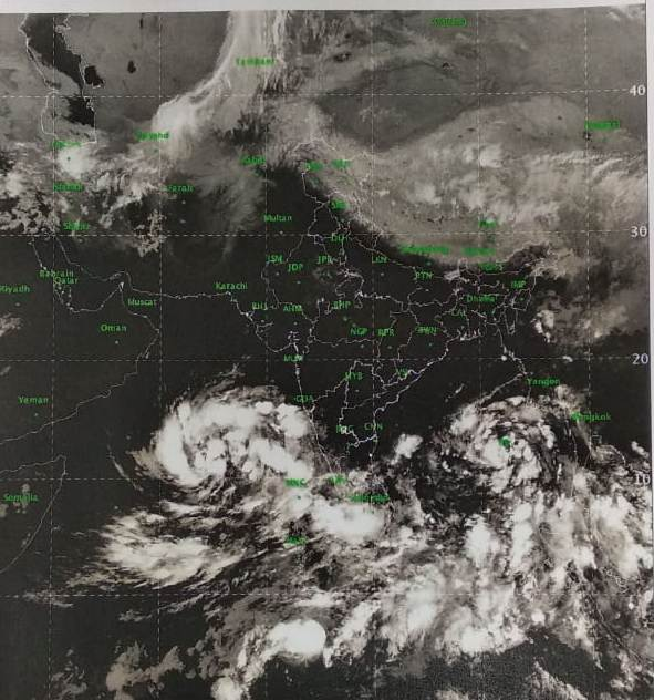 Image Source : IMD VIA INDIANCOASTGUARD