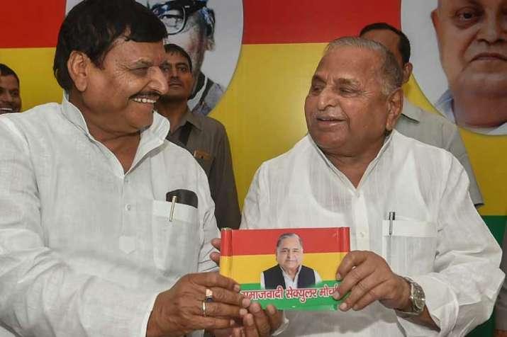 shivpal yadav and mulayam singh