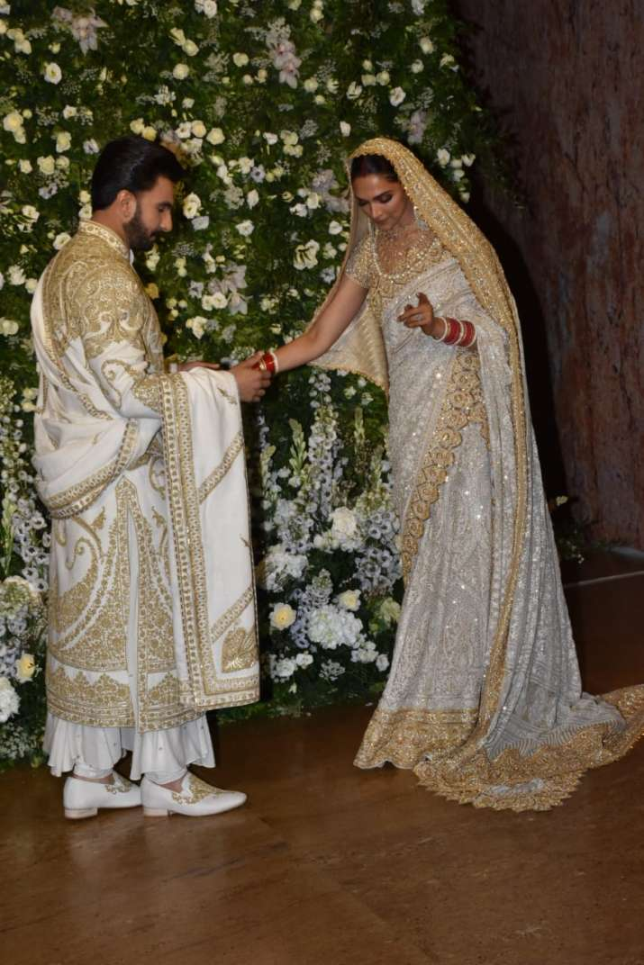 Deepika Padukone-Ranveer Singh reception