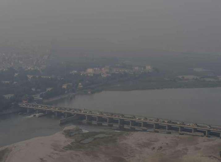 Delhi records season's worst air quality ahead of Diwali, pollution levels inching towards 'severe plus emergency'