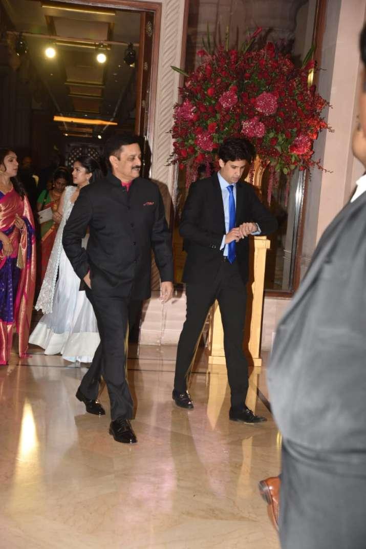Deepika Padukone-Ranveer Singh Bengaluru Wedding Reception guests