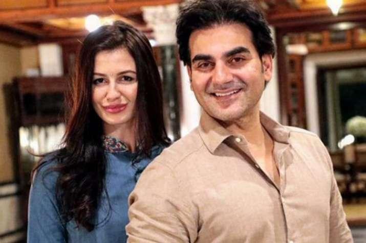 अरबाज खान और गर्लफ्रेंड जर्जिया