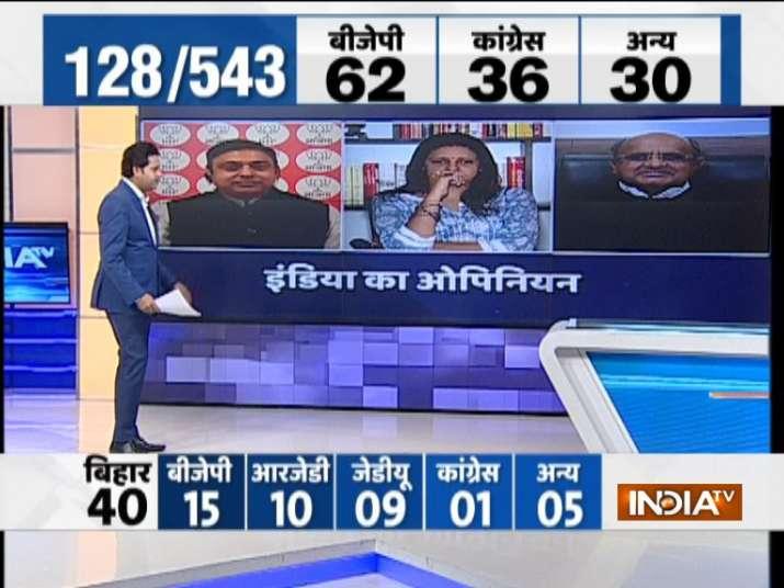 India TV-CNX Opinion poll Bihar