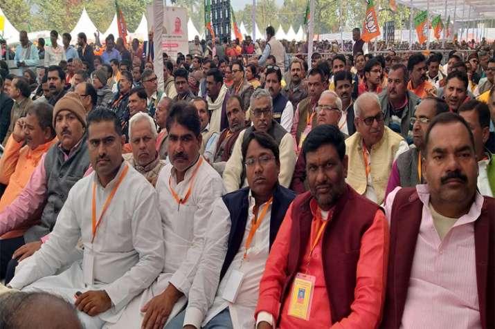 Deoria Hindi News देवरिया हिंदी न्यूज़: मुख्यमंत्री योगी आदित्य नाथ ने देवरिया में महर्षि देवराहा ब