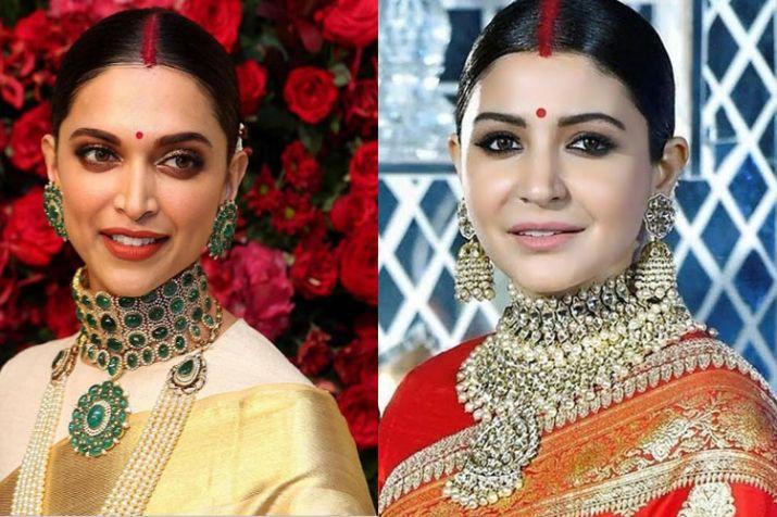 Deepika and anushka