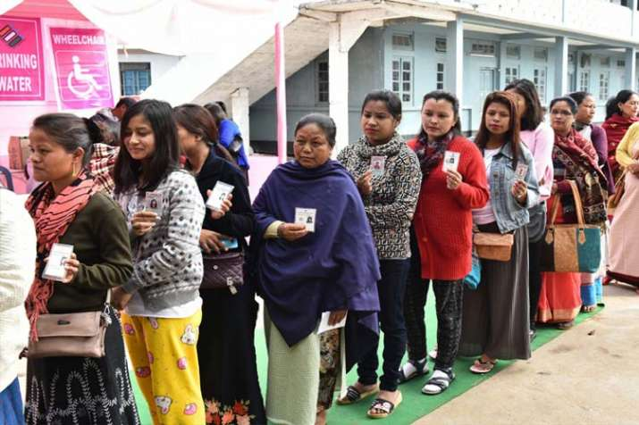 Meghalaya assembly elections 2018