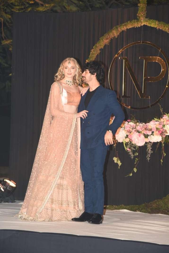Priyanka-Nick Delhi Reception