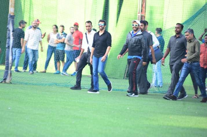 Ranveer Singh started training for Kapil Dev role in 83