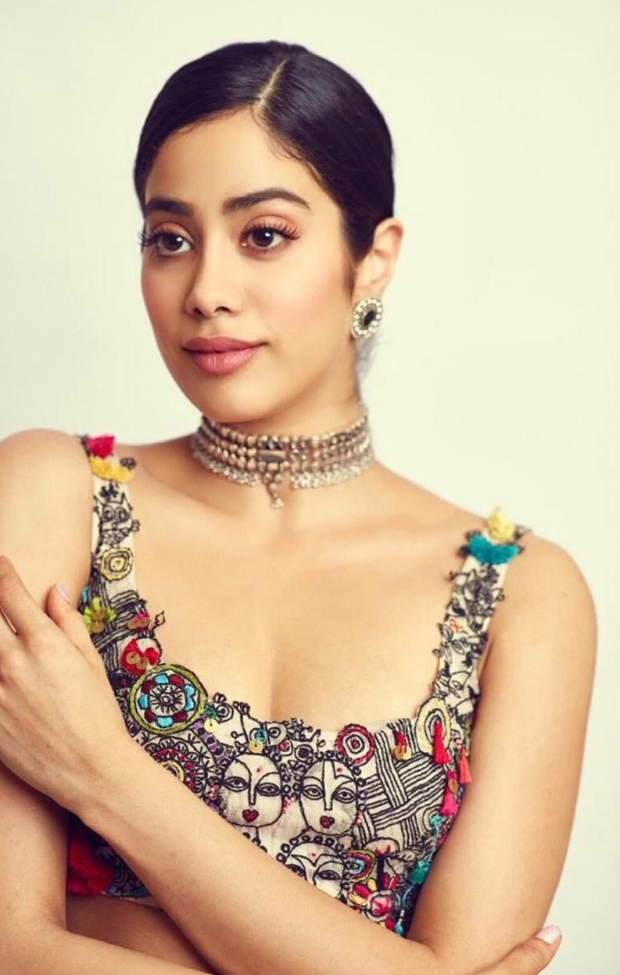 Janhvi Kapoor AT SOL Lions Gold Awards