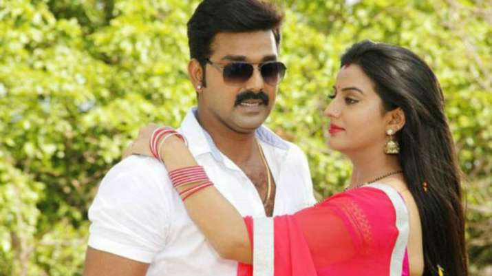 Bhojpuri films top on screen couples