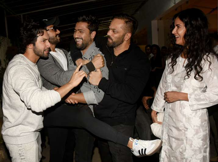 Uri the surgical strike special screening