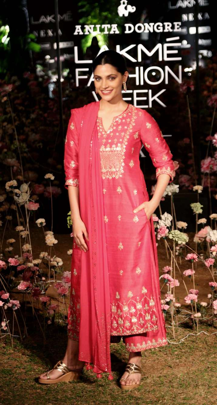 lakme fashion week 2019 anita dongre