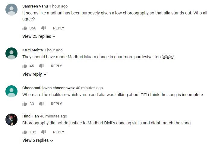 Fans Comments