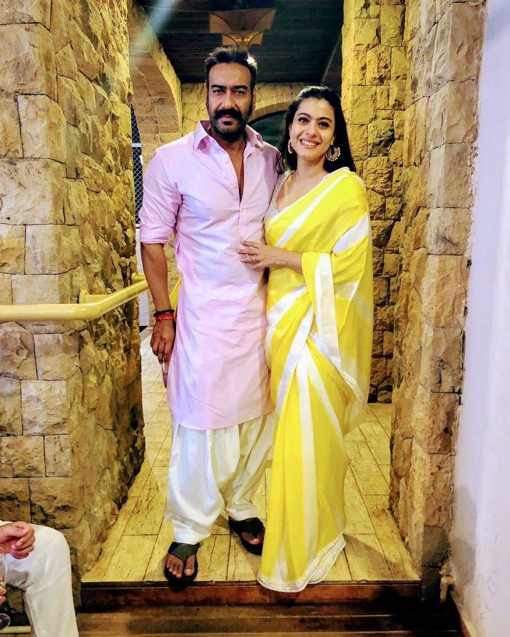 Ajay devgn and kajol