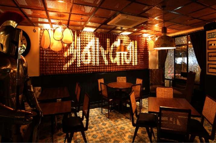 अनारदाना मॉर्डन किचन बार दिल्ली