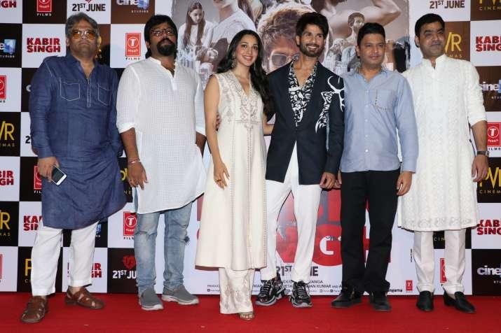 Kabir Singh Trailer Launch