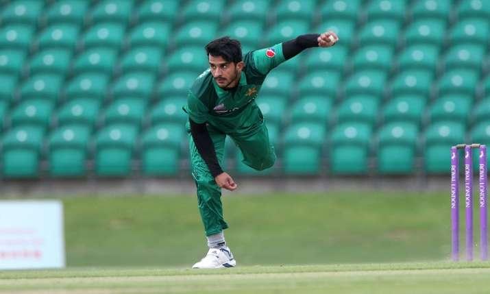 हसन अली, पाकिस्तान