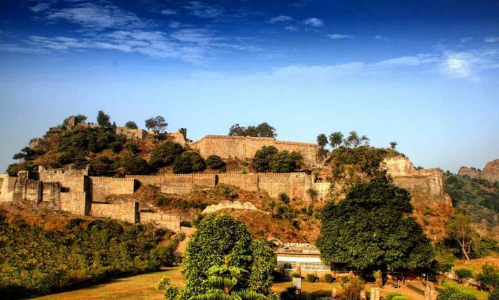 Himachal Tourism Official, kangana fort