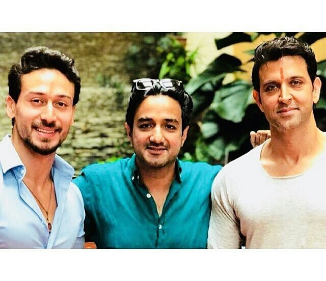 Hrithik Roshan and Tiger Shroff's upcoming movie likely to be titled 'FIGHTERS'