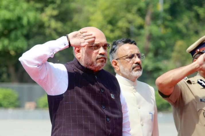 Union Home Minister Amit Shah | Facebook