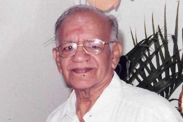 Former Tamil Nadu DGP V R Lakshminarayanan who arrested Indira Gandhi passes away   Twitter