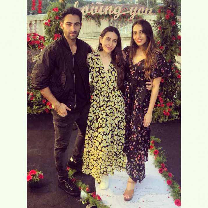 Armaan Jain engaged to girlfriend Anissa Malhotra