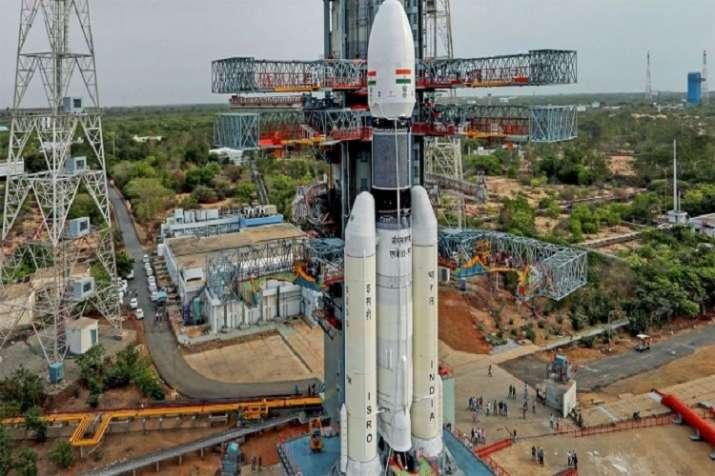 isro moon mission Chandrayaan-2 launch at 2:43 pm on Monday July 22, 2019