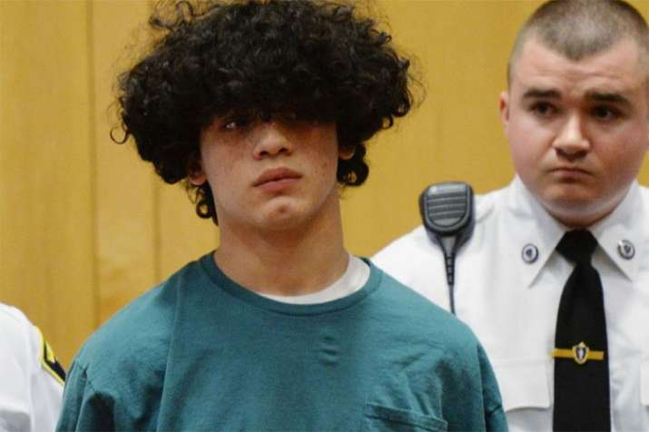 US teen sentenced to life in prison for beheading classmate in Massachusetts
