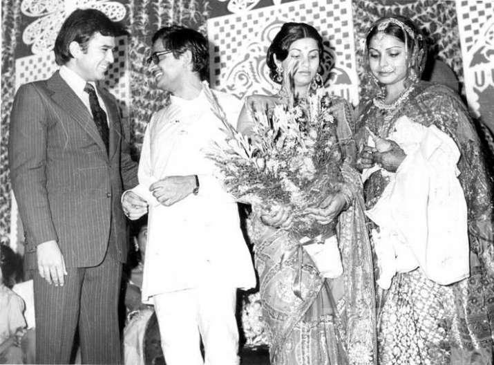 Gulzar Wedding pic