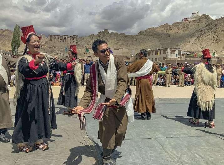 BJP MP Jamyang Tsering Namgyal