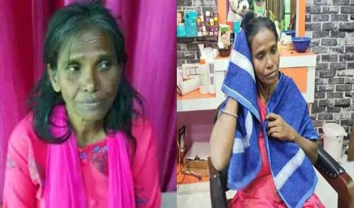 makeover of the woman who sings lata mangeshkar song