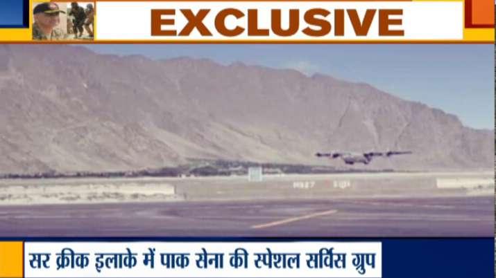 भारतीय सीमा पर चुपके-चुपके पहुंची पाकिस्तानी सेना, कैमरे पर पकड़ी गई साजिश