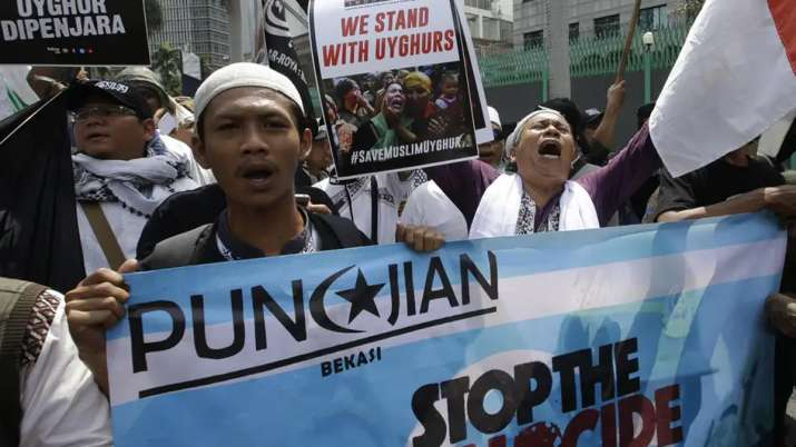 'Nightmare' as Egypt helps China to detain Uighur Muslims | AP File
