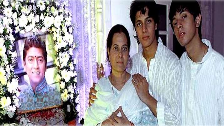 Vijayta Pandit with family