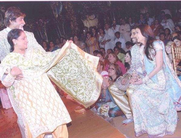 Abhishek bachchan and Aishwarya rai bachchan wedding pictures