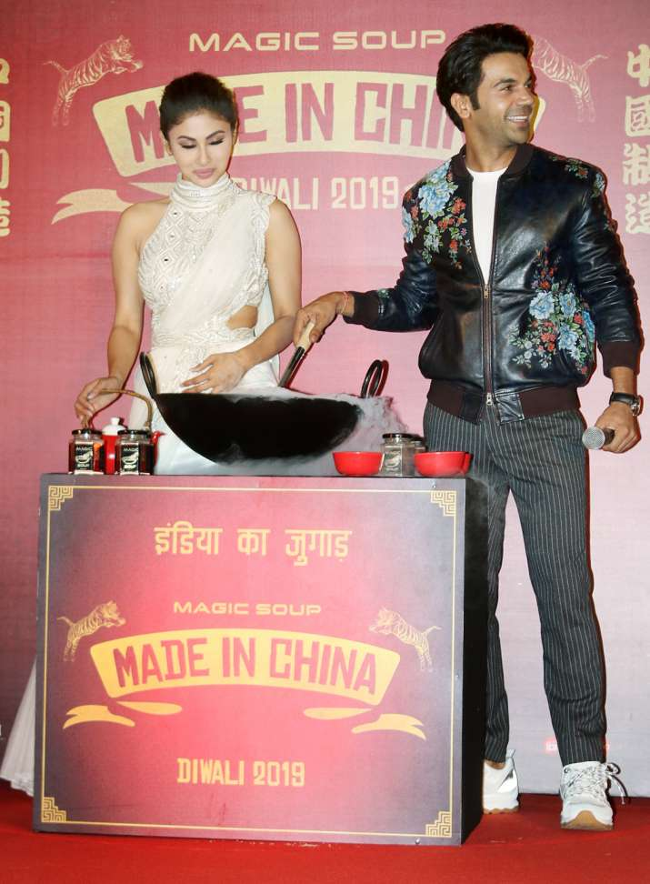 made in china trailer lunch
