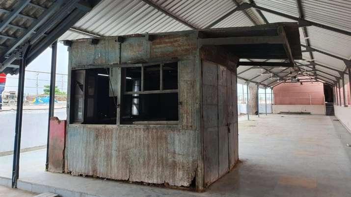 modi tea stall vadnagar