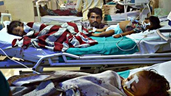 Sharp decline in Acute Encephalitis Syndrome, Japanese Encephalitis deaths, says UP government   PTI