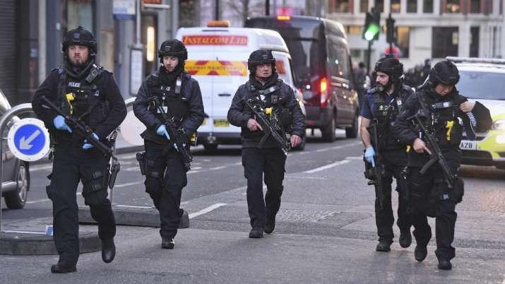 London Bridge, London Bridge Usman Khan, London Bridge Attacker name