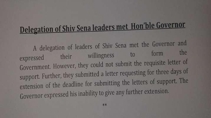 maharashtra governor statement