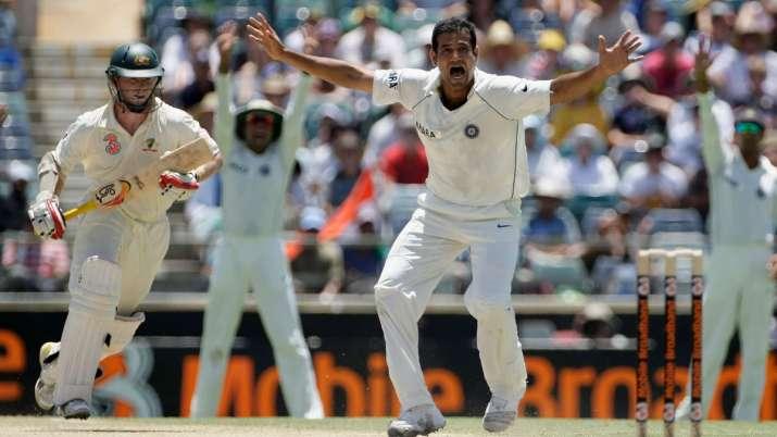 Irfan Pathan Against Australia Test Cricket