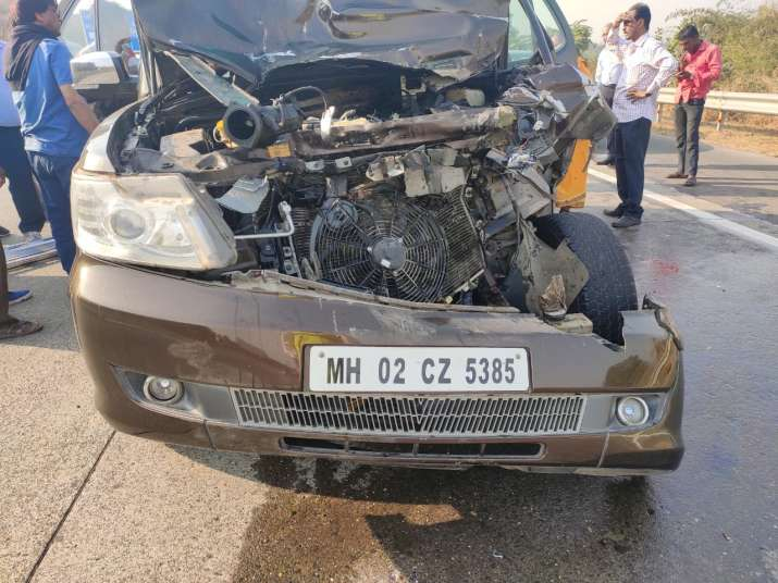 shabana azmi javed akhtar car accident
