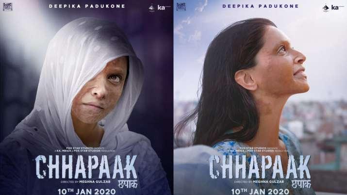 chhapaak film poster