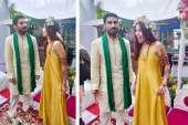 Prateek Babbar-Sanya Sagar...- India TV