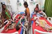 बिहार में चमकी बुखार का कहर जारी, मंत्रियों के खिलाफ सोशल मीडिया पर उतरा गुस्सा- India TV